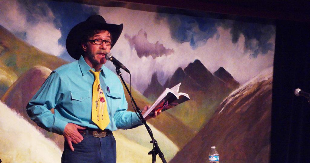 Cowboy poetry reading from Paul Zarzyski