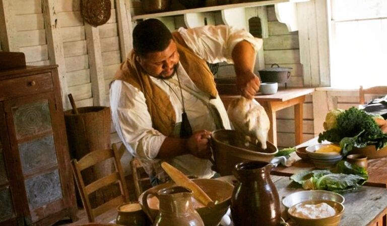 Michael W. Twitty and the history of Southern food