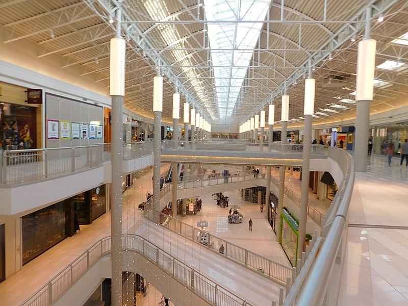 Mall of America vista