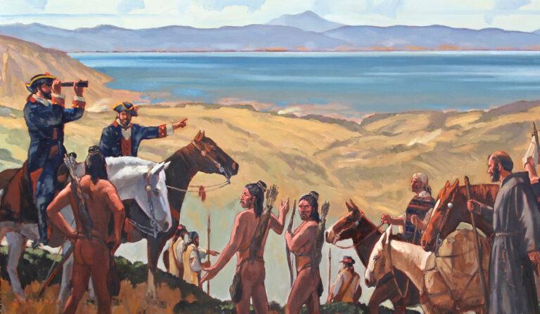 Alta California Portola Expedition