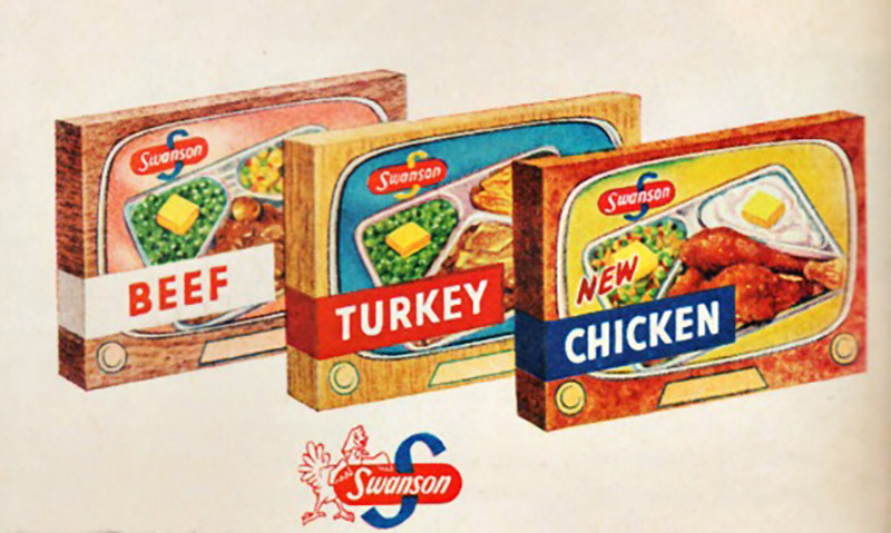 Swanson's TV Dinners